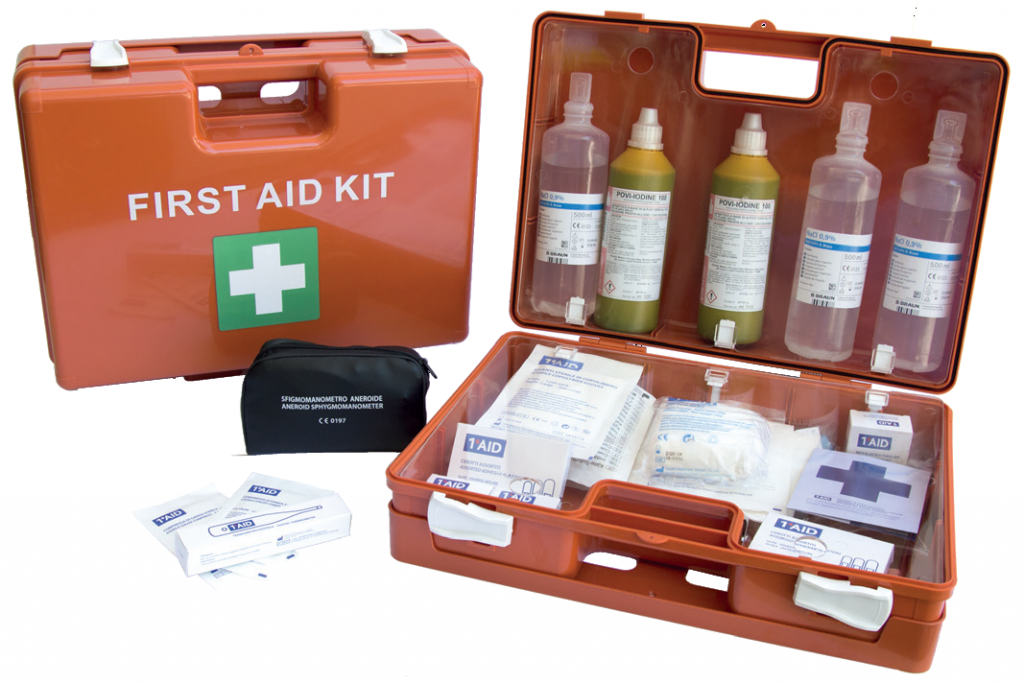 Kit di primo soccorso MEDIUM007